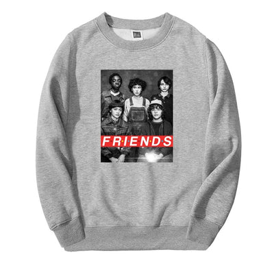 Stranger Things Sweatshirt <br>Friends