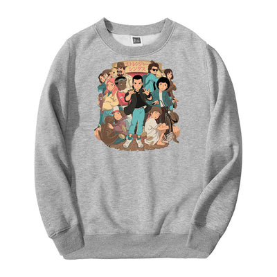 Stranger Things Sweatshirt Comic