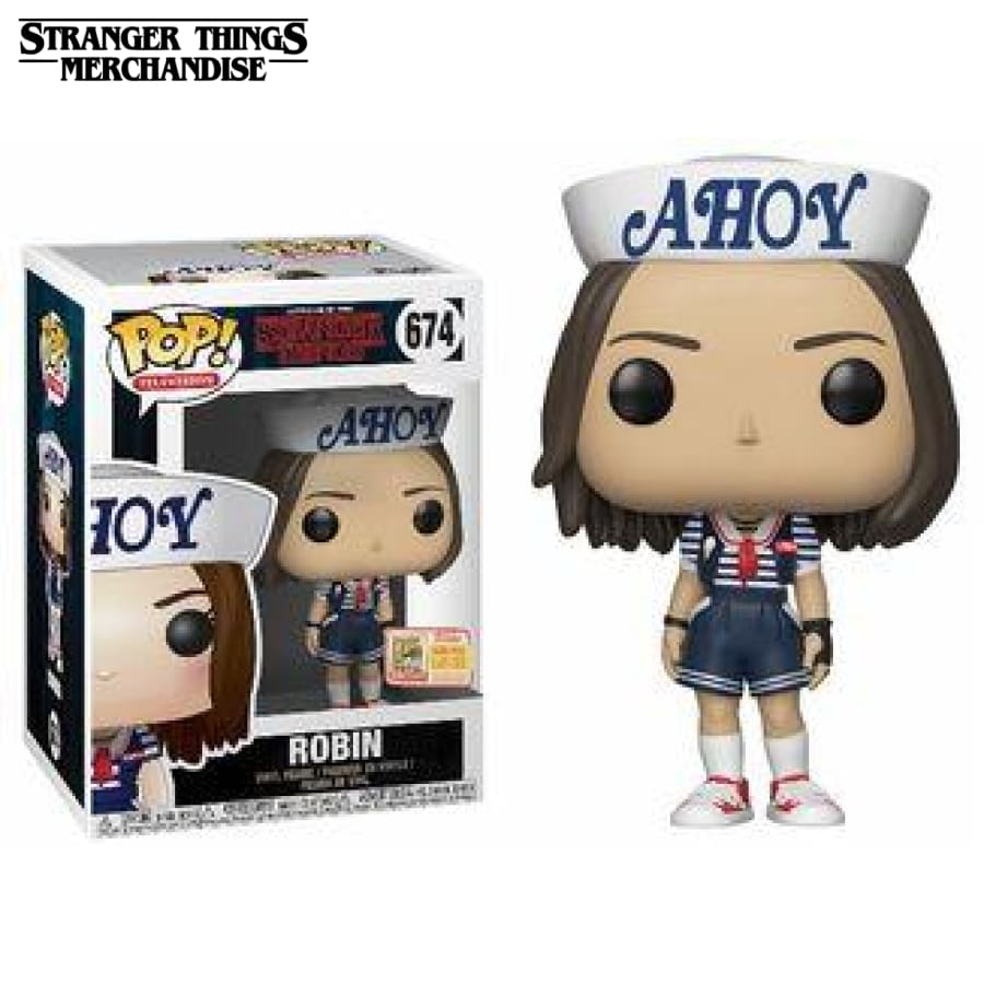 Robin funko pop stranger things