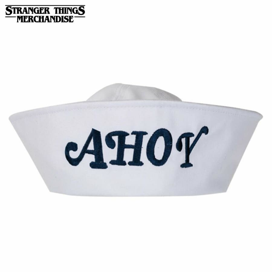 Stranger Things Hat <br>Scoops Ahoy