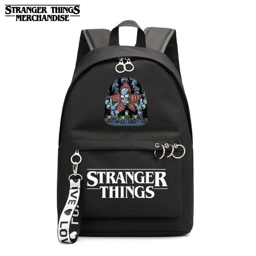 Stranger Things Mini Backpack <br> Simpsons