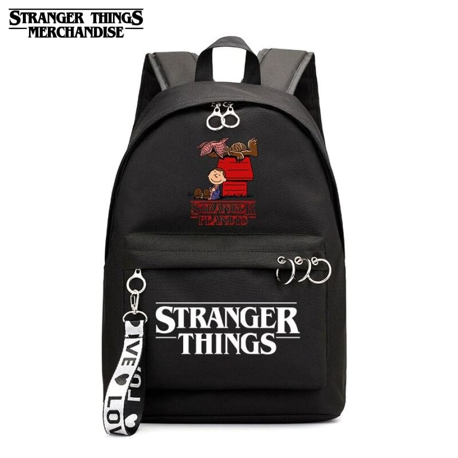 Stranger Things Mini Backpack <br> Snoopy