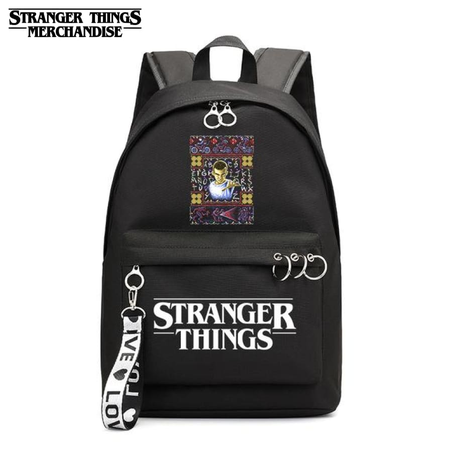 Stranger Things Mini Backpack <br> Spacious