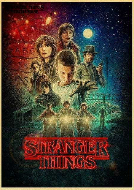 Stranger Things Poster <br> 1 HD