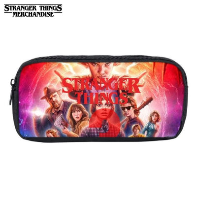 Stranger things 2 pencil case
