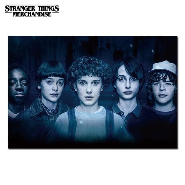 Stranger Things Season 3 Poster <br> Group
