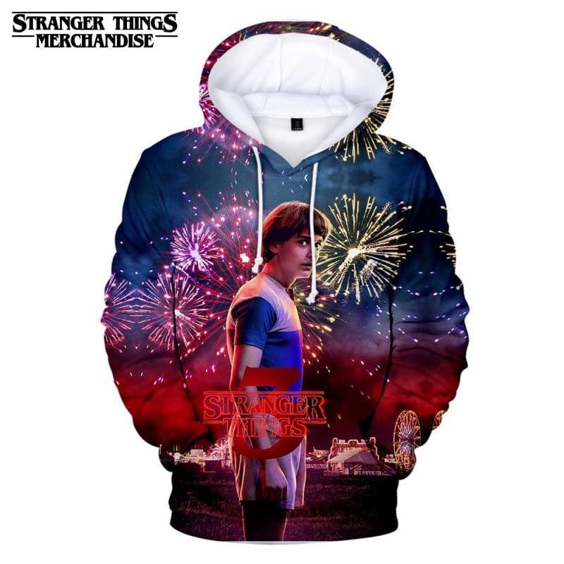 Stranger Things 3 <br> Merch Hoodie