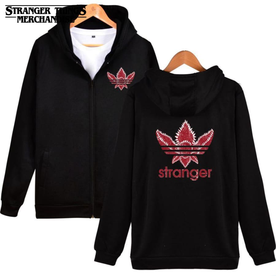 Stranger Things Jacket <br>Demogorgon Adidas