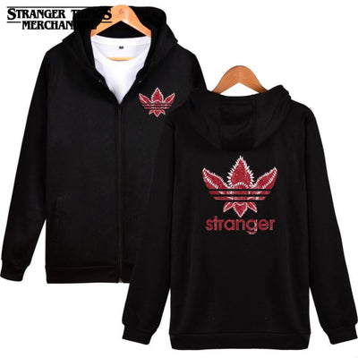 Stranger things adidas jacket