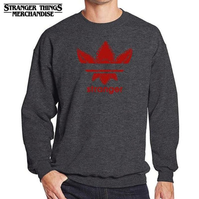 Stranger things adidas sweatshirt