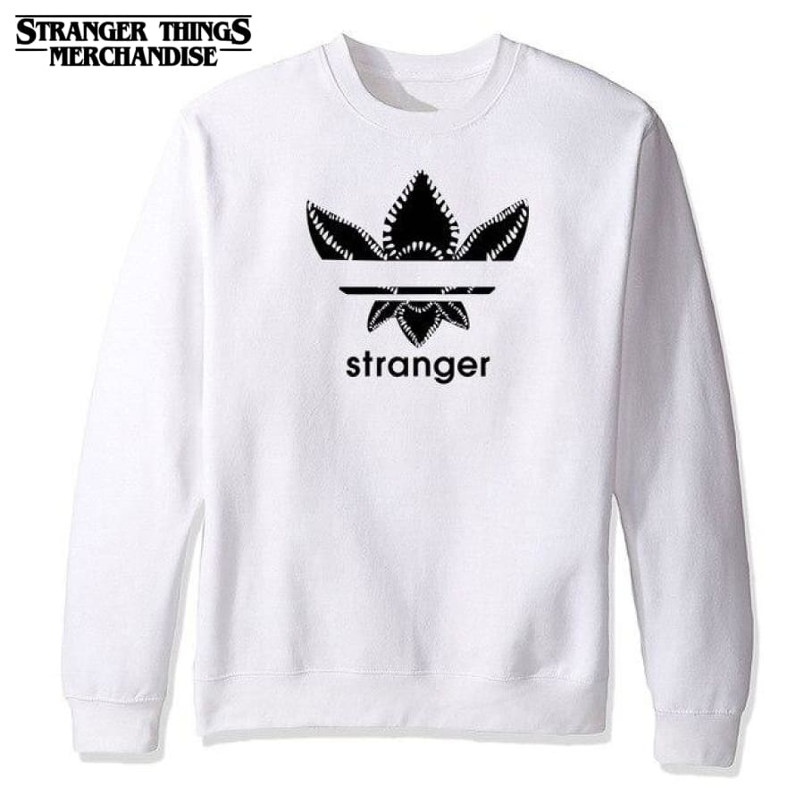 Stranger Things Sweatshirt <br>Adidas Logo