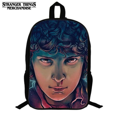 Stranger Things Backpack UK