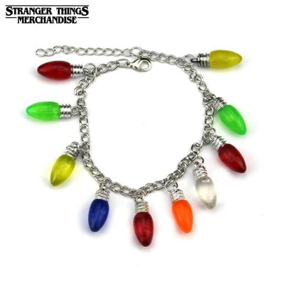 stranger things bracelet colors