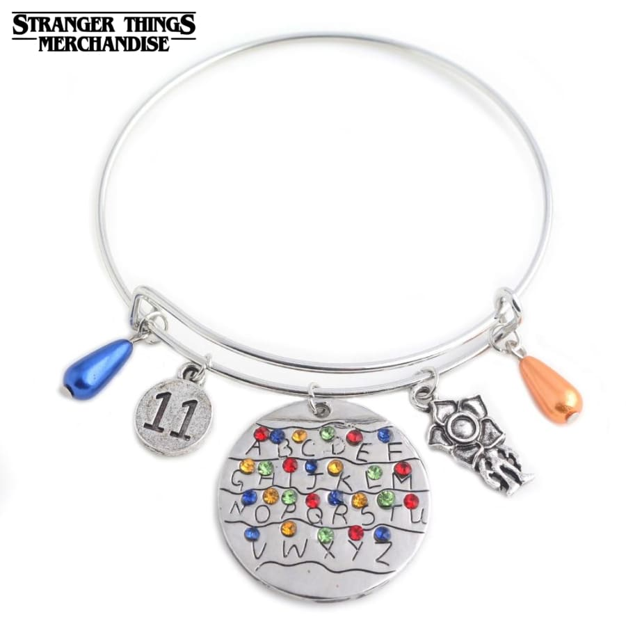 Stranger Things Bracelet Set