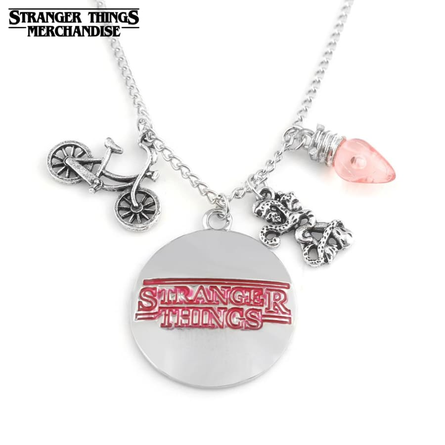 Stranger Things Necklace <br>Set