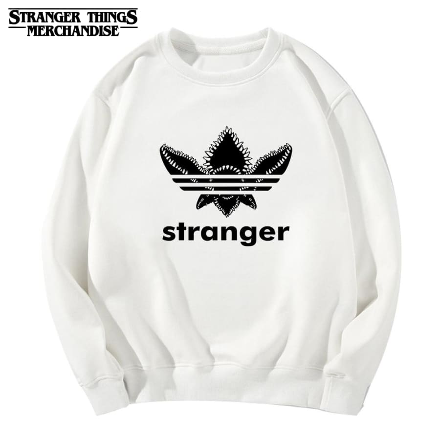 Stranger Things Sweatshirt <br>Adidas Demogorgon