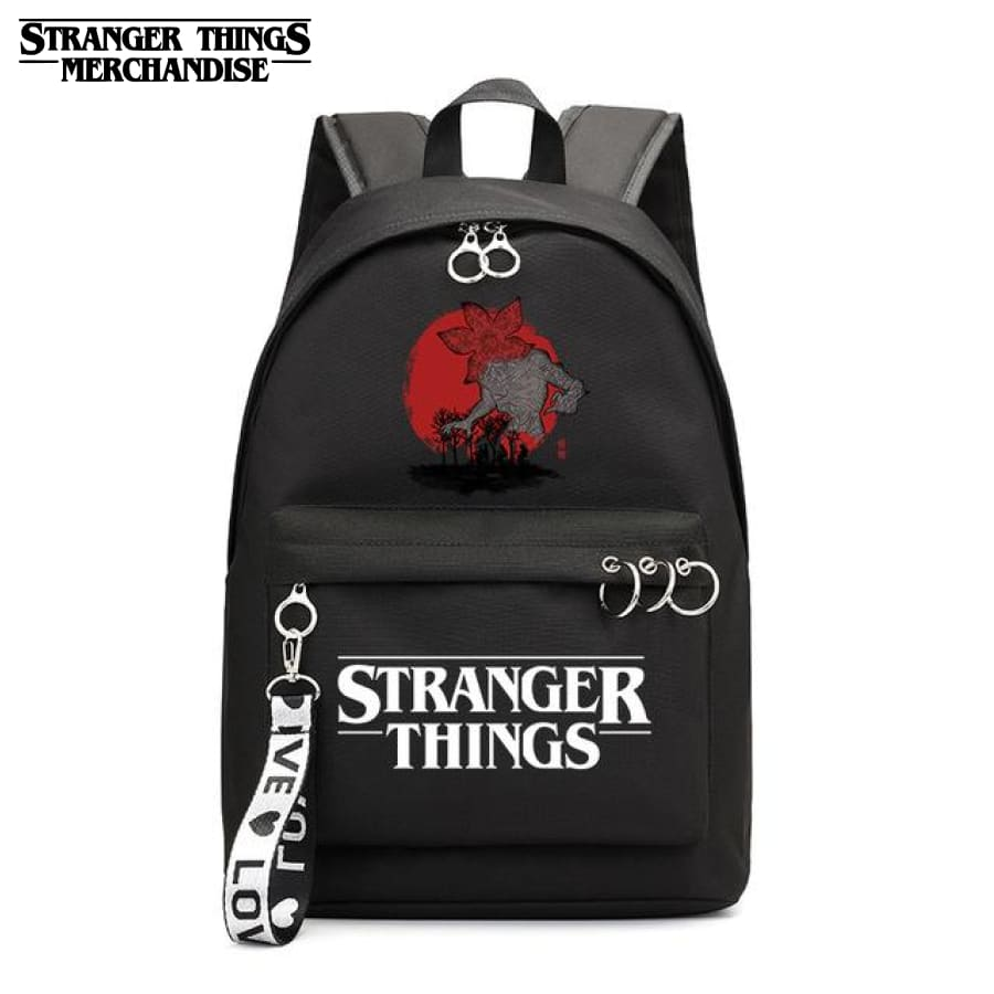 Stranger Things Mini Backpack <br> Demogorgon