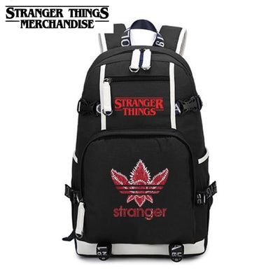 Stranger Things Denim Backpack