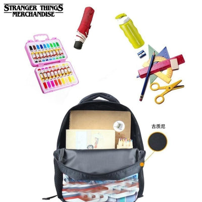 Stranger Things Dustin Backpack