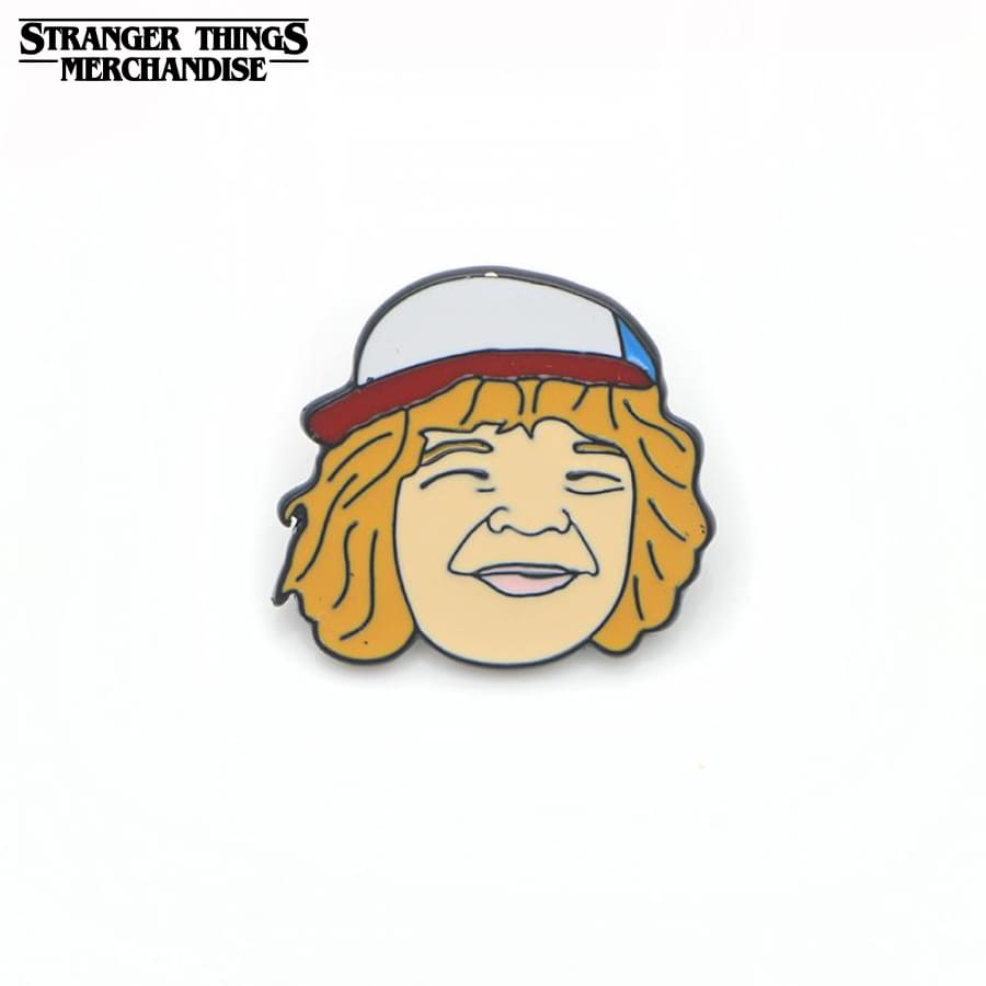 Stranger Things Pin <br>Dustin