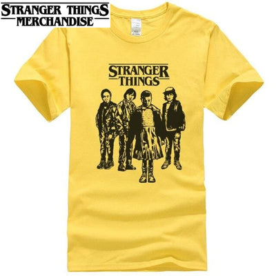 Stranger Things Eleven eggo t-shirt