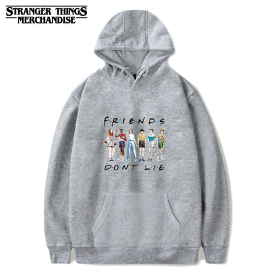 Stranger Things Friends hoodie
