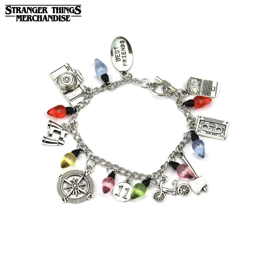 Stranger Things Bracelet <br>Friendship Best friends