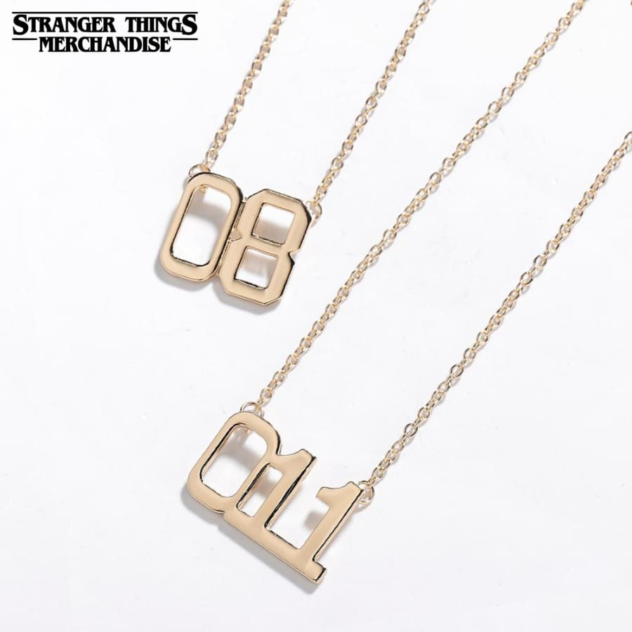 Stranger Things Necklace <br>Friendship Necklace