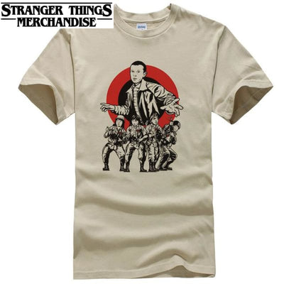 Stranger Things Ghostbusters T-shirt