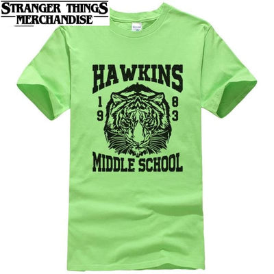 Stranger Things Hawkins Middle School T-shirt