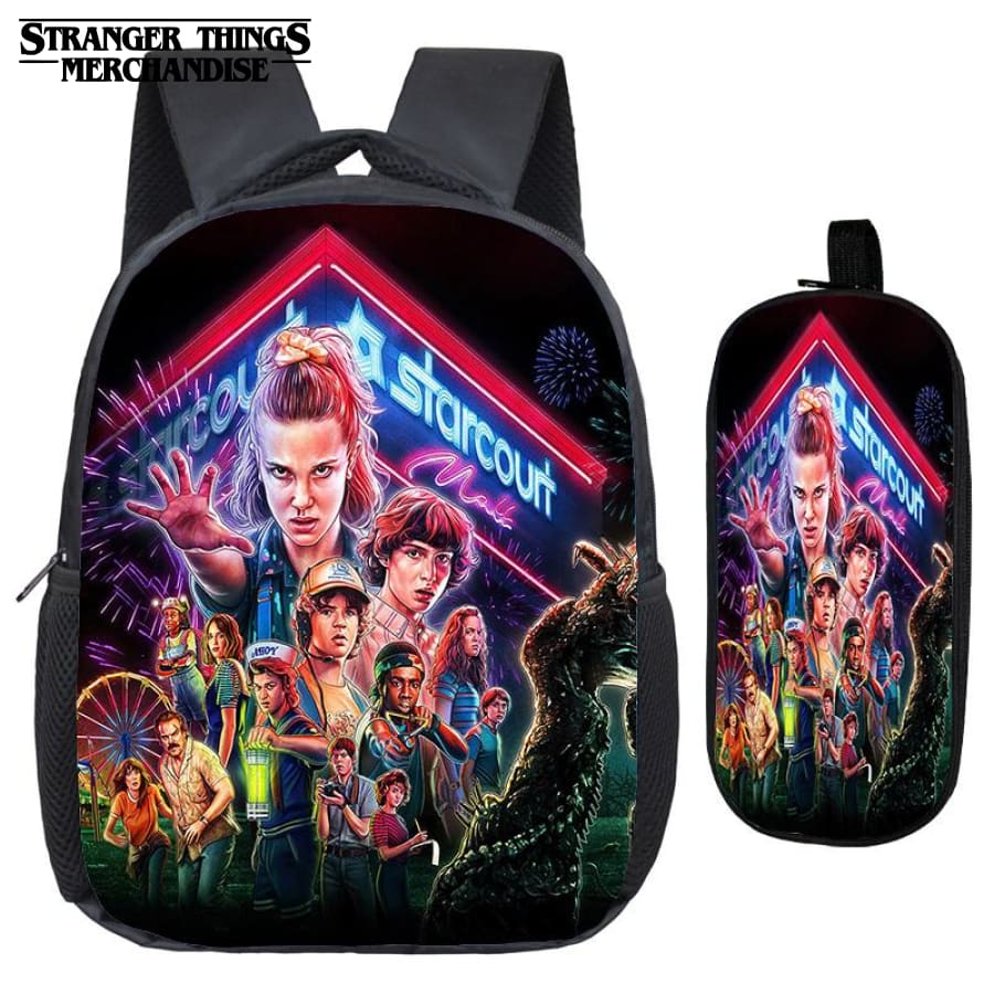 Stranger Things Kids Backpacks