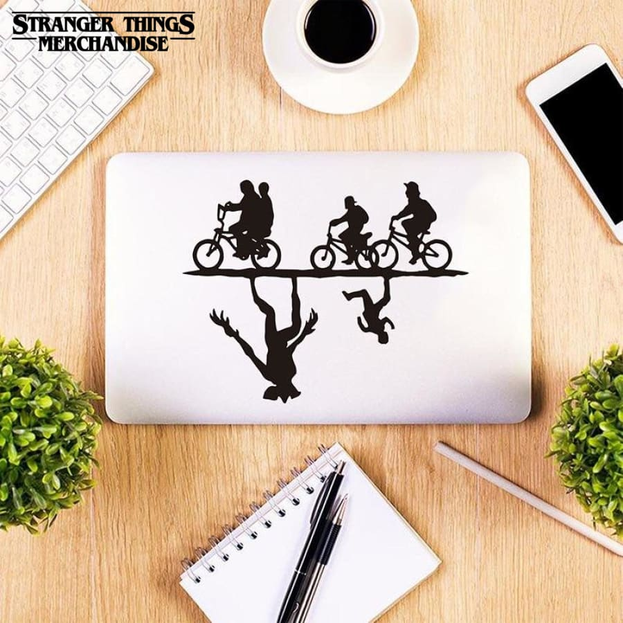 Stranger Things Stickers <br>for Laptop and Computer