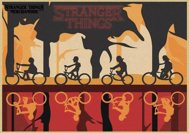 Stranger Things Season 3 Poster <br> Large