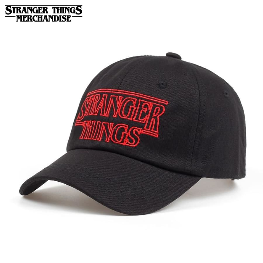 Stranger Things Hat <br>Red Logo