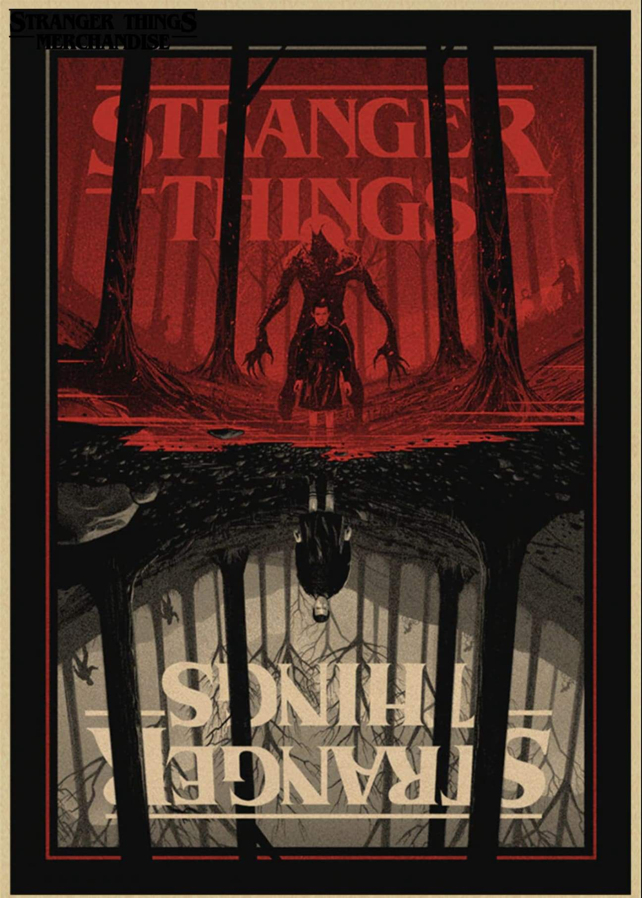 Stranger Things Poster <br>Maxi
