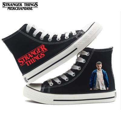Stranger Things Shoes Eleven