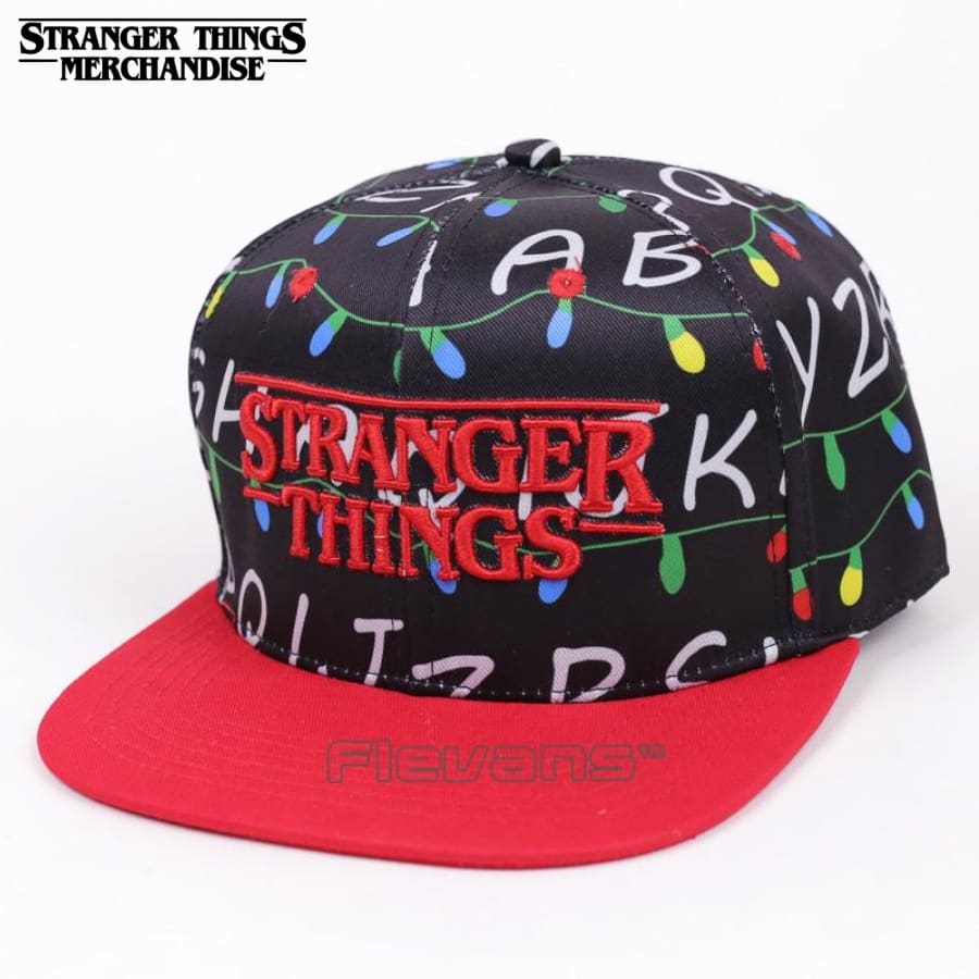 Stranger things ball cap