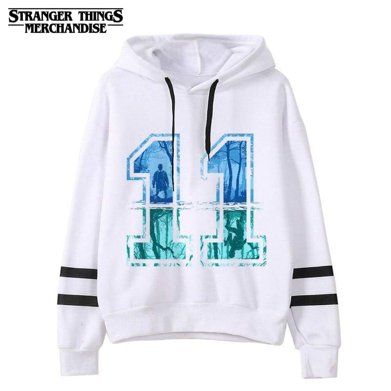 Stranger Things merch hoodie Elven