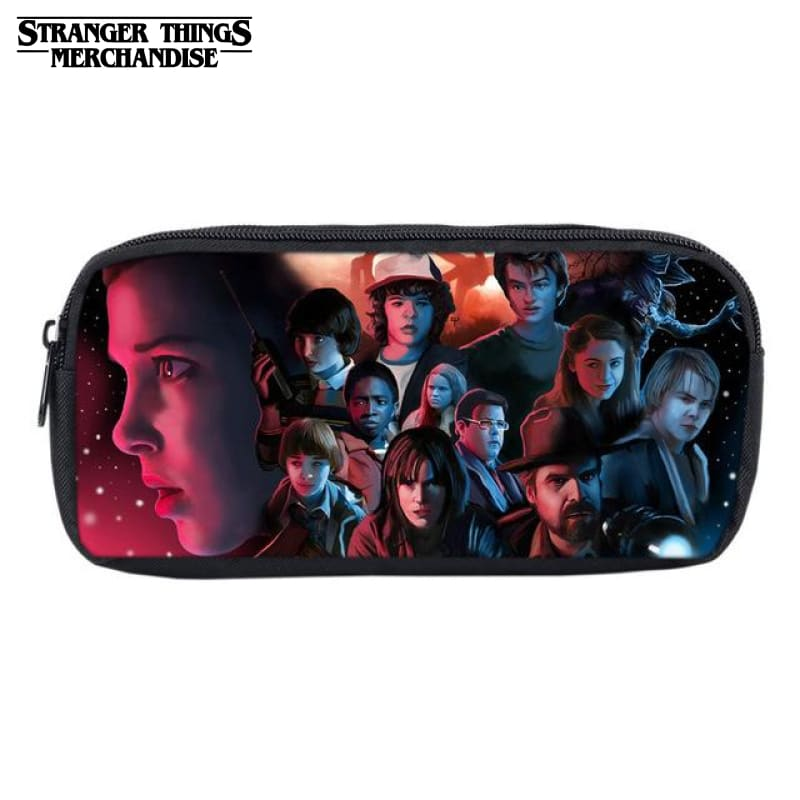 Stranger things pencil case australia