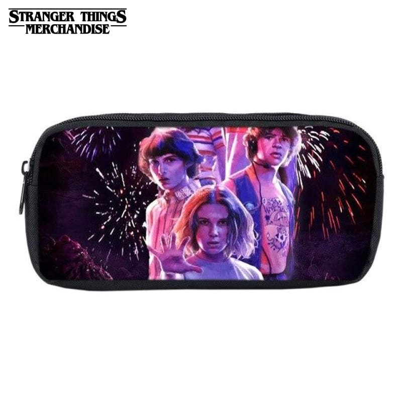 Stranger things pencil case canada