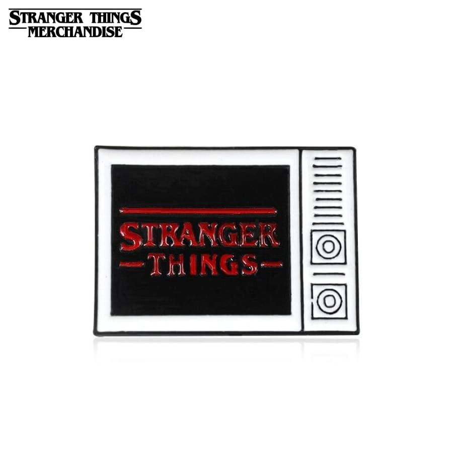 Stranger Things Pins <br>Season 3