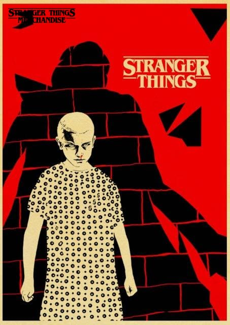 Stranger Things Poster <br> Collection