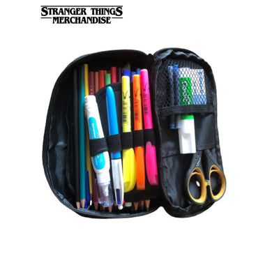 Stranger things pouch pencil case