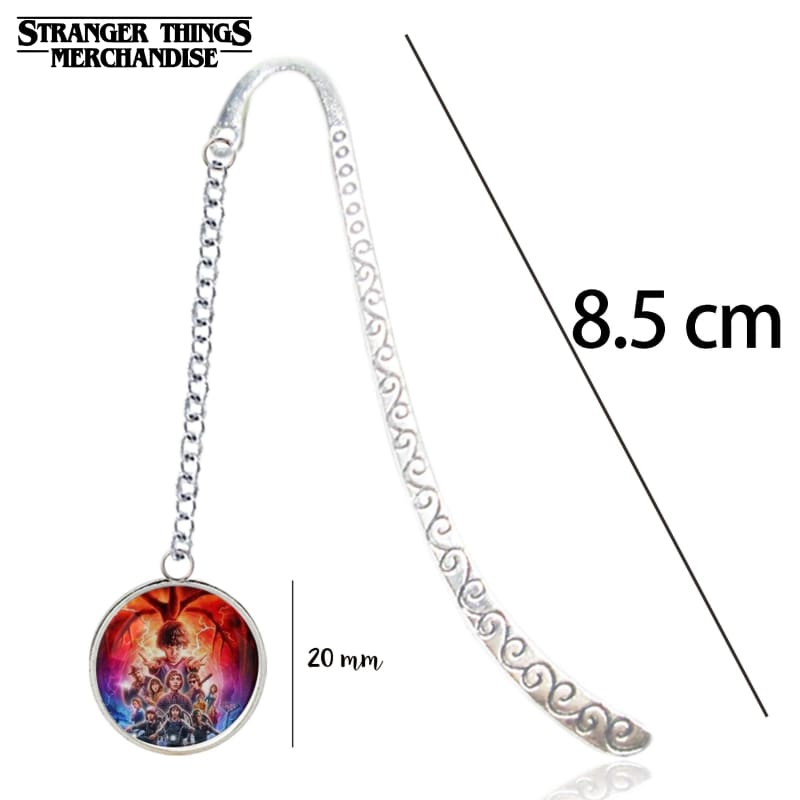 Stranger Things Bookmark <br>Season 2