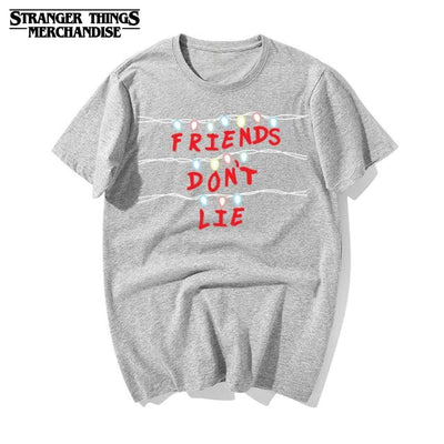 Stranger Things Shirt Friends Don't Lie