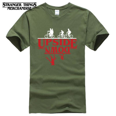 Stranger Things Shirt Run T-Shirt