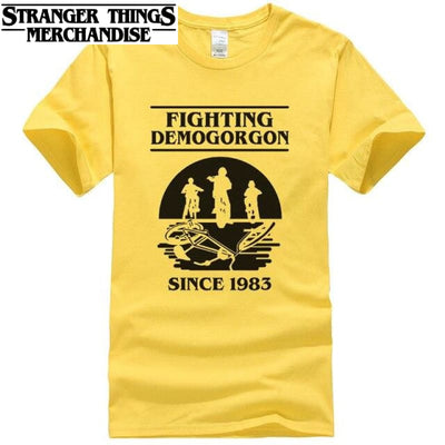 Stranger Things T-shirt Season 2