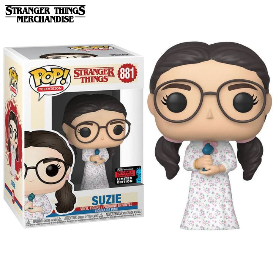 Stranger Things Funko Pop <br>Suzie
