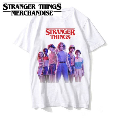 T-shirt Stranger Things 3