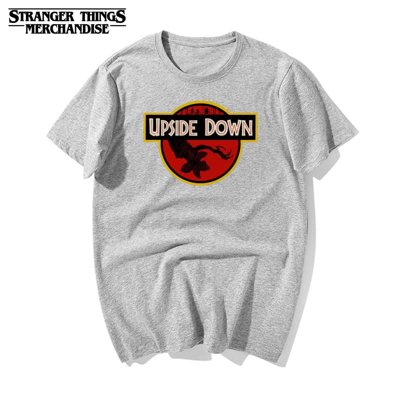 Stranger Things Shirt <br> Upside Down